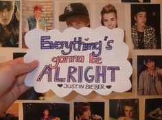 Be Alright~Justin Bieber