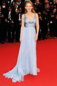 Kylie Minogue en la ceremonia de clausura y la première de Therese Désqueyroux en Cannes