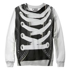 Laced Sweatshirt from Beloved Shirts