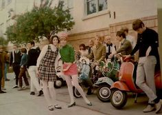 #mods #60s #scooter