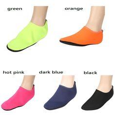 Barefoot Skin Shoes Water Yoga Sport Socks Surf  Sandals Footwear Unisex
