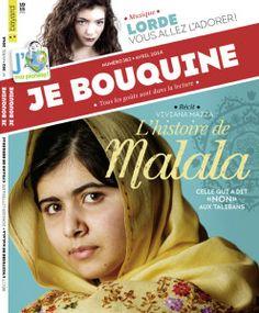 Le coeur du roman du mois, c'est Malala, une jeune pakistanaise qui s'est révoltée contre les violences commises par des extrémistes religieux. Dans  un autre coin de la planète, dans un autre style et dans un autre univers, découvrez Lorde, une chanteuse.  Enfin, suivez le sillage de l'un des plus beaux personnages de la littérature française : Cyrano de Bergerac !