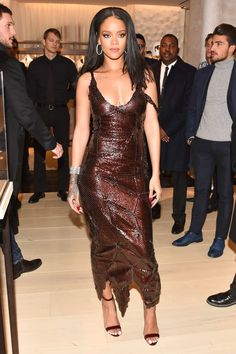 Best Chill Strap: Rihanna at Fendi - The Cut