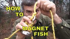 Aquachiggers Magnet Fishing Top Tips Fishing Life, Going Fishing, Best Fishing, Fly Fishing, Facts About Fish, Best Knots, Magnet Fishing, Alaska Fishing, King Salmon