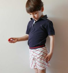 (9) Name: 'Sewing : FREE Boy Shorts PDF Pattern (size 5 yrs)