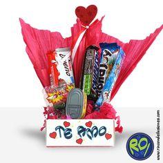 Anchetas... encuéntralas en nuestros puntos de venta. #anchetas #dulces #rincondeilusiones #regalos Número Único: 444 73 42 Si lo quieres dale me gusta!!