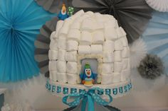 Cool Igloo Party, Bird's Party Magazine Winter Edition