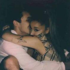 Ariana Grande Boyfriend, Ariana Grande Cute, Ariana Grande Pictures, Justin Bieber, We Heart It, Ariana Instagram, Grandes Photos, Thing 1, Couple Relationship