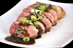Naast sushi is Japanse eendenborst één van de meest fantastische gerechten uit de Japanse keuken; 'Aikamo' noemen de Japanners het.
