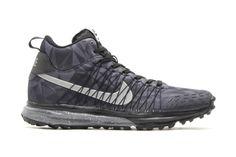 Picture of Nike Lunar Fresh Sneakerboot Black/Light Ash Grey-Dark Ash