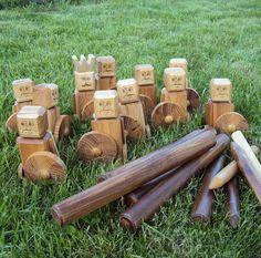 Kubb, beach game, kubb set,  kubb game, kubb blocks, authentic cub, tournament games, viking chess, backyard game, kubb hardwood,lawn games