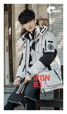 B.I for iKON x NEPA F/W 2015© NEPA