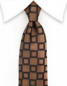 Risultati immagini per black brown and beige ties