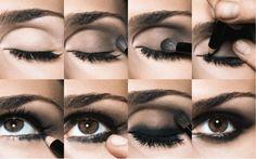 Como Maquillarse Los Ojos Grandes