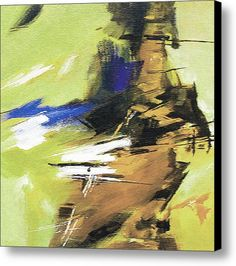Abstract R Canvas Print / Canvas Art By Anil Nene