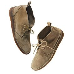i need some desert boots