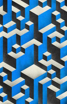 "patternbase: "" ISOMETRIC LANDSCAPE — Patternity """