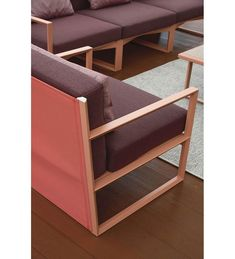 Ora 1-Seater Lounge Chair - Default Title (Designer)