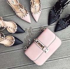 On mondays and Valentino flat-lays. Get yourself a from its newest collection, now available on italist. Valentino Flats, Valentino Clothing, Valentino Rockstud, Valentino Camo, Valentino Designer, Fairy Shoes, Laptop Shoulder Bag, Shoulder Bags, Dior
