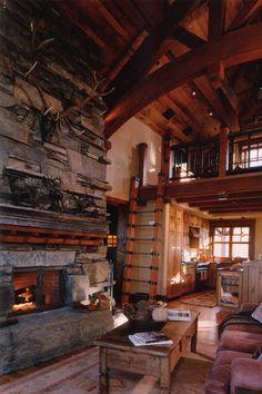 Locati Home - Interior Design - Running Elk Guest Cabin