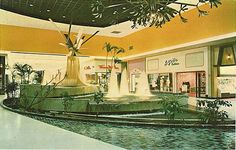 Belden Village Mall, Canton, Ohio    c. 1970s