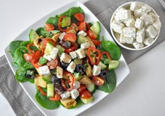 This easy-to-make Vegan Feta is a delicious addition to any and all salads—not to mention sandwiches, wraps, and pasta.