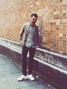 YosaKuginoさんのデニムパンツ「Acne Jeans ACNE MAX STAY CASH ブラックスキニーパンツ」を使ったコーディネート