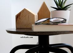 Ikea, Table, Furniture, Blog, Home Decor, Google, Industrial Stool, Industrial Table, Wood Scraps