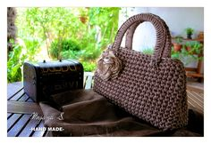 Gratis Haakpatroon Mirjana Zpagetti Tas (free pattern)