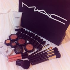A girl can never have too much make up #12daysofboux love mac make