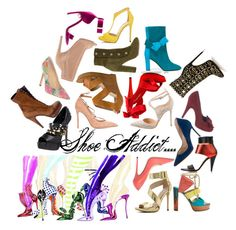 """Shoe Crazy"" by teresarussell49 ❤ liked on Polyvore featuring Manolo Blahnik, Ruthie Davis, Gianvito Rossi, Ivanka Trump, Jimmy Choo, ALDO, Pleaser, Seychelles, Aquazzura and Alaïa"