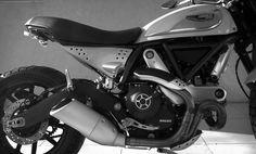 Modificaciones Ducati Scrambler by Misto Daniel Liv / Inst: danielliv2054