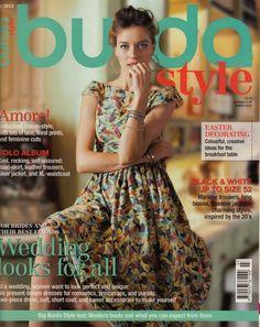 burda style Magazine March 2013
