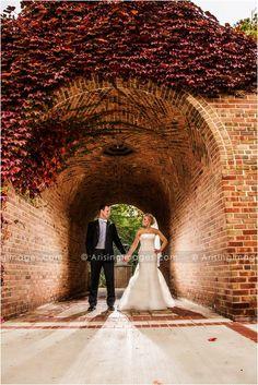 beautiful fall michigan wedding photos