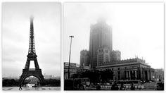fot. made by me: Paryż/2010, PKiN/2007