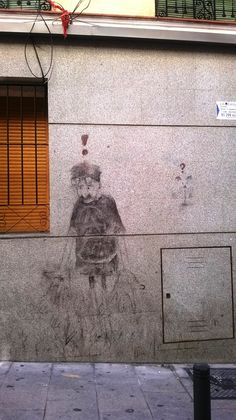Embajadores. Barrio de Lavapiés. Madrid. 2015