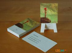 Креативные визитные карточки (69 фото)