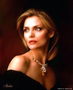 Michelle Pfeiffer - she will always have the most beautiful mouth! A true natural beauty.