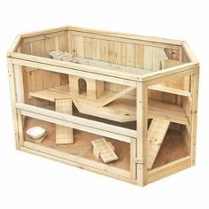 The ever-popular Songmics Xxl Wooden Hamster Cage Guinea Rodent House Mice Cage produced by Songmics. Hedgehog Habitat, Hamster Habitat, Hamster Care, Baby Hamster, Hamster Diys, Hedgehog Care, Diy Guinea Pig Cage, Guinea Pig House, Hamster House