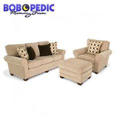 "Maggie II 80"" Sofa, Chair"