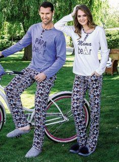 d1c12dc295 Yeni inci - Yeni İnci Uzun Kol Çift Pijama Takımı (Erkek)