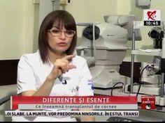 Cat de importanti sunt ochii realizezi, din pacate, abia atunci cand incepi sa ai probleme cu vederea. Iar unele dintre cele mai grave afectiuni sunt cele ale corneei, care necesita transplant. Un transplant presupune existenta unei banci de cornee, care, din pacate, nu exista in Romania, si o clinica specializata.