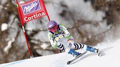 Maria Höfl-Riesch, unsere Fahnenträgerin bei der heutigen Eröffnungsfeier der #Olympischen Spiele in #Sotschi