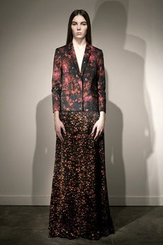 Erdem Pre-Fall 2011 Collection Slideshow on Style.com