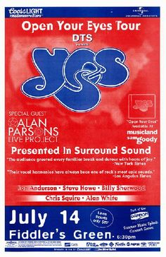Yes & Alan Parsons Project