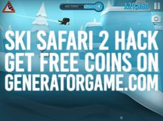LETS GO TO SKI SAFARI 2 GENERATOR SITE!  [NEW] SKI SAFARI 2 HACK ONLINE 2016 WORKING 100%: www.online.generatorgame.com And Add up to 999999 amount of Coins each day for Free: www.online.generatorgame.com Added immediately after generate it! No more lies: www.online.generatorgame.com Please Share this awesome hack method guys: www.online.generatorgame.com  HOW TO USE: 1. Go to >>> www.online.generatorgame.com and choose Ski Safari 2 image (you will be redirect to Ski Safari 2 Generator site)…