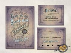 DIY Digital Romance Novel Invitation set by by Luckyladypaper, $99.00
