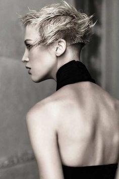 Hair: Frank Apostolopoulos, BIBA creative director, Melbourne, Australia  Makeup: Kylie O'Toole  Styling: Leticia Dare  Photos: Andrew O'Toole