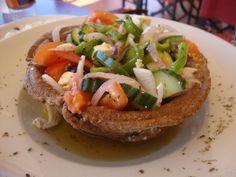 Bucataria cu noroc - Salata horiatiki, salata taraneasca greceasca