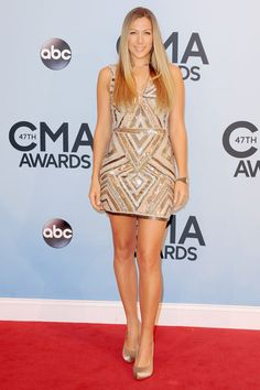 CMA's red carpet: Colbie Caillat